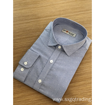 High quality new design male long sleeve shirt