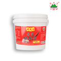garlic chili sauce 5kg plastic drum