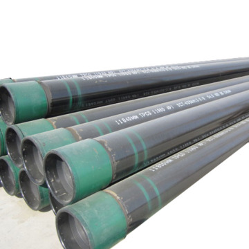API 5CT K55 Galvanized Seamless Drill Casing Pipe