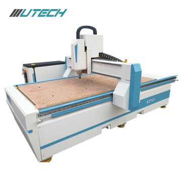 ATC pvc board cnc router with vacuum table