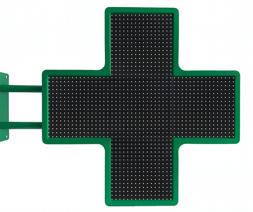 Pharmacy Cross LED display