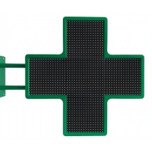 Pharmacy P8 P10 Cross LED Display