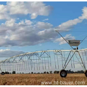Wheel drive Center Pivot Farm Irrigation