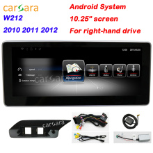 RHD Mercedes W212 Android Screen 10-12