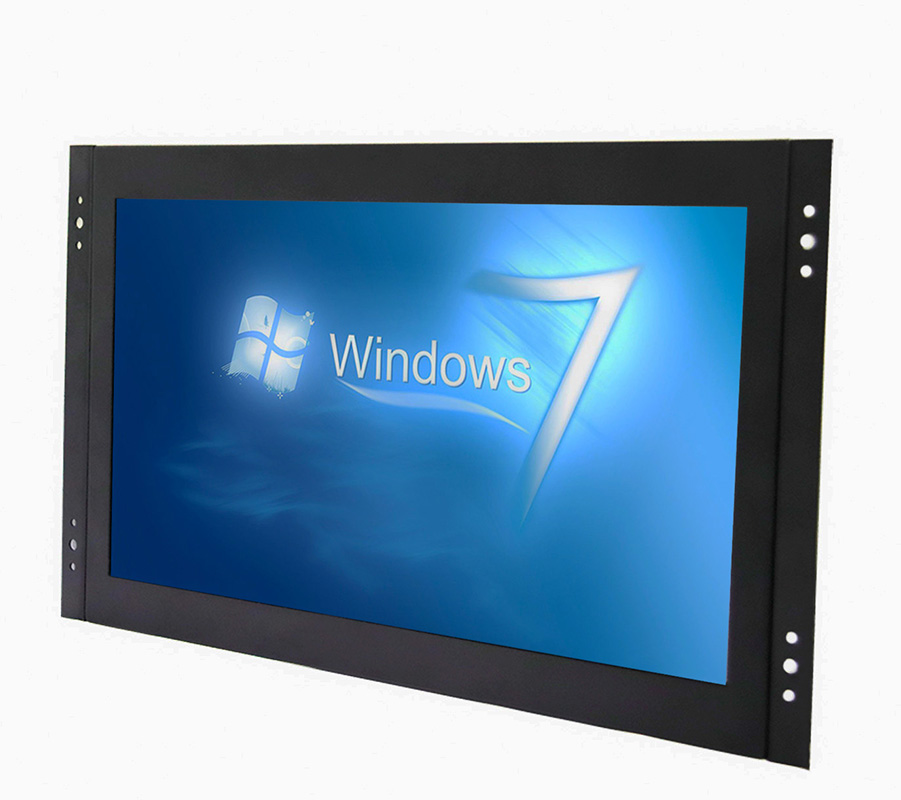ZHIXIANDA Factory Quality 15.6 Inch Industrial Open Frame TFT LCD Capacitive Touch Screen Monitor