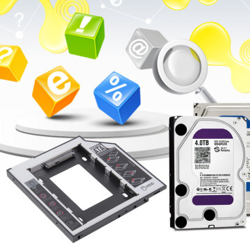 12.7mm 2nd HDD Caddy for 2.5