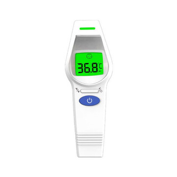 Custom color noncontact thermometer