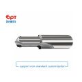 PCD diamond twist burnishing drills for stainless steel