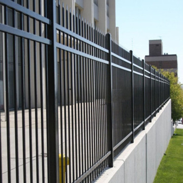 Custom Design Direct Factory Wrought Iron Fence