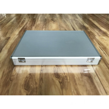 Aluminum Storage Case with Thin Foam Lining
