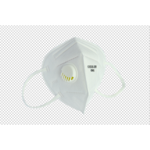 KN95 Face Mask 5-Layer Filtration White Mask