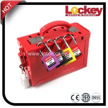 13 Locks Steel Safety Lockout Kit