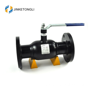 JKTL3W002 Flanged Welded Ball Valve for Oil Gas