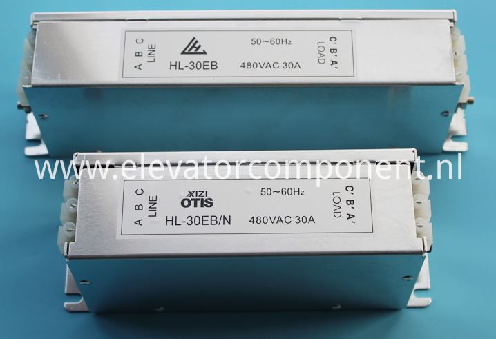 Wave Filter for Xizi Otis Elevators XAA657R1 / XAA657M1