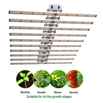 Greenhouse Plant Grow Light Strip LED Light Bar