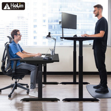 Electrical Height adjustable Computer table