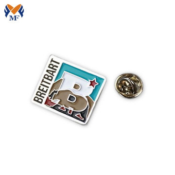 Metal custom Matte pin button badge