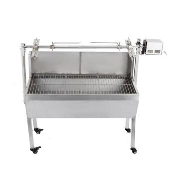 Outdoor Spit Roaster BBQ Grill