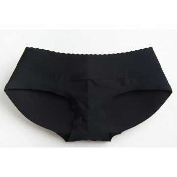 Black sexy short panty woman underwear