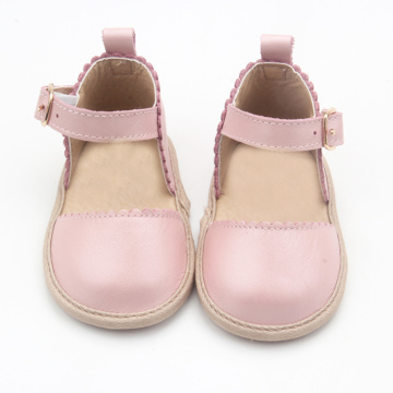 Soft Leather Baby Girl Summer Sandals Toddler shoe