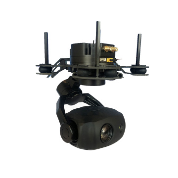 Dual Light Camera with 3 axis gimbals system