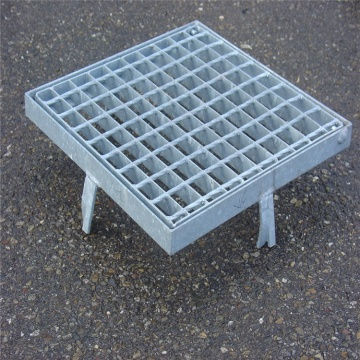 Platform Steel Grating Stainless Steel Mesh Plate Walkway