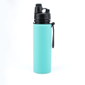 Eco-Friendly Reusable Foldable Running Water Bottle