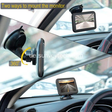Car Camera and Monitor Kit