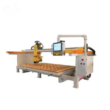 5 Axis CNC Kitchen Marble Granite Cutting Machine