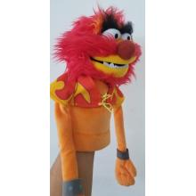 The Muppets Show Drummer Animal Hand Puppet Plush