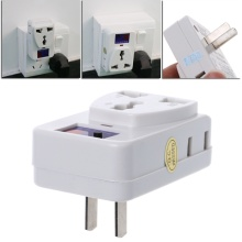 New High quality AC Power Energy Saving IR Infrared Wireless Remote Control Outlet Switch Socket