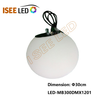 DMX RGB led magic ball light disco decoration