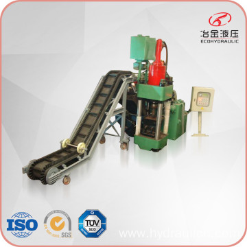 Scrap Metal Grans Briquette Machine with CE