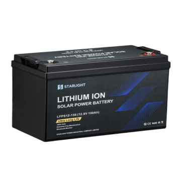 LiFePO4 Solar Battery 12.8V150Ah/LFPS12-150