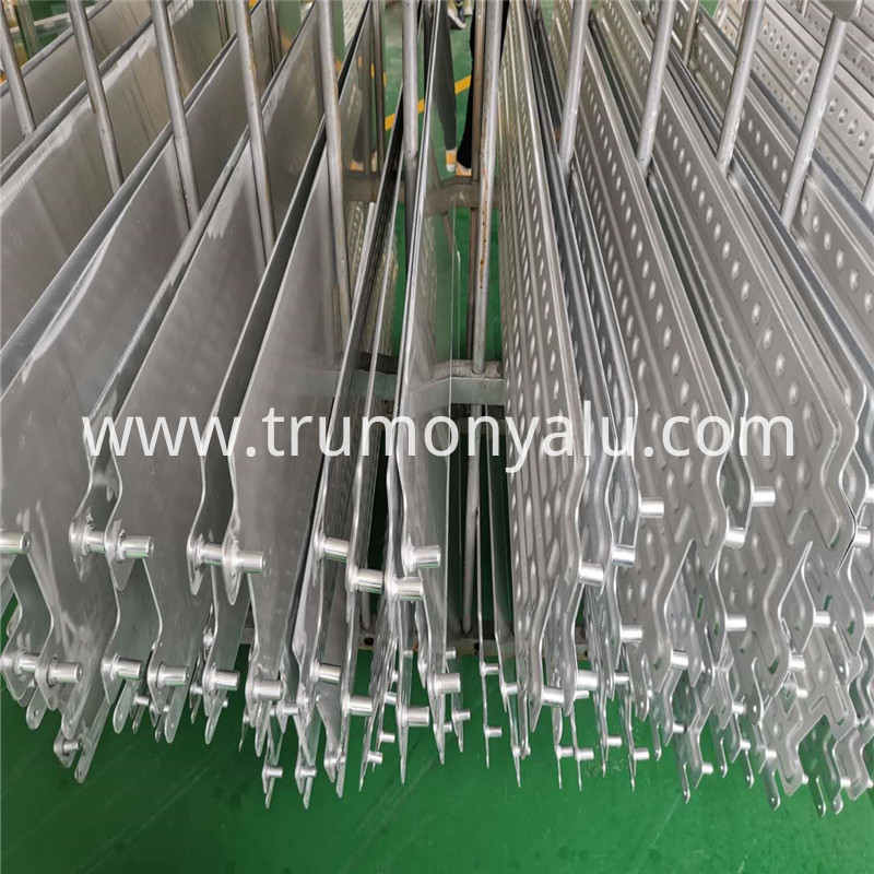 Aluminum Brazed Water Cooling Plate18
