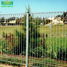 Asia Triangle BRC Bending Welded Wire Mesh Fence