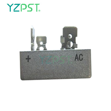 600V Low forward voltage drop Single-phase Bridge Rectifier