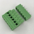 5.08MM pitch Vertical PCB pluggable terminal block
