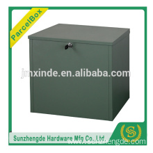 SZD SPMB-3008 Easy installing Galvanized Steel parcel mailbox with good quality