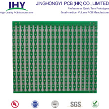 FR4 1.2mm Double Sided PCB with Green Solder Mask