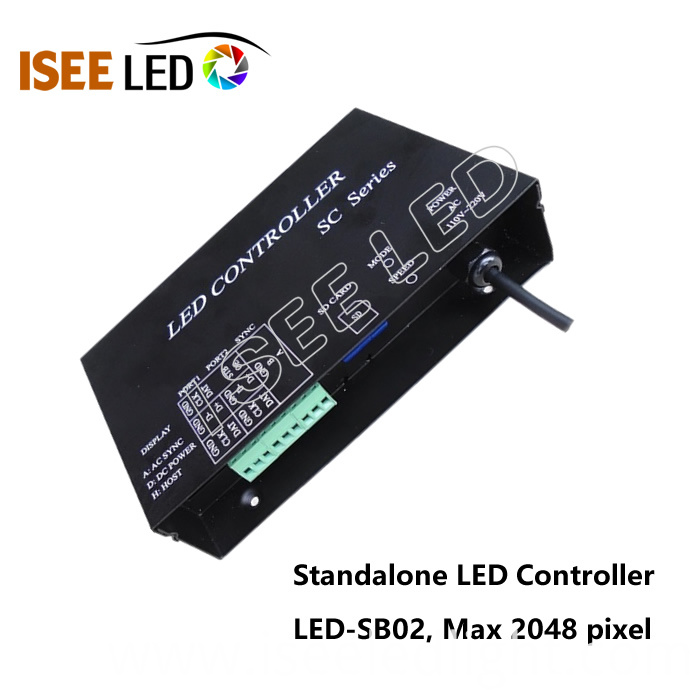 WS2811 Standalone Controller
