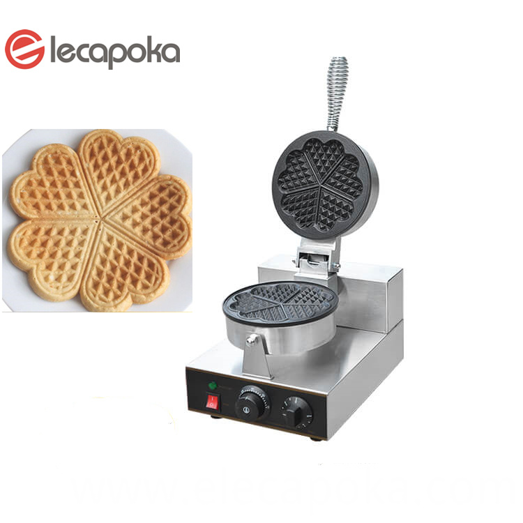waffle maker heart electrical