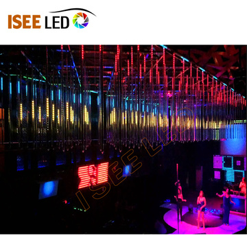 1M length DMX 3D Tube for Disco Lighting