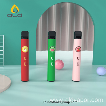 500 Puffs Disposable Vaporizer Electric Cigarette
