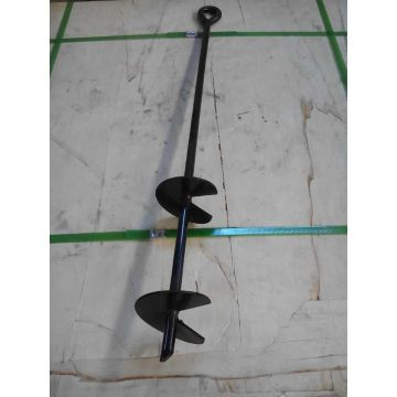 Two Plate Ground Anchor