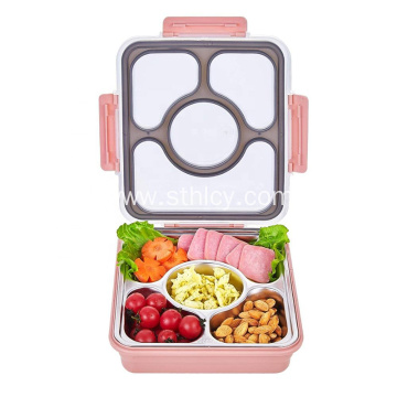 304 Stainless Steel Lunch Box for Kids