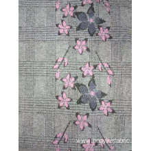Hot Sale Winter Durable Jacquard Woolen Fabric
