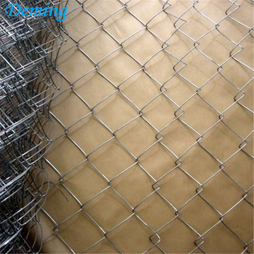 PVC Wire Electirc Galvanized Wire Chain Link Fence