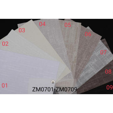 OEM 100T Customized Jacquard Roller Blind Fabric