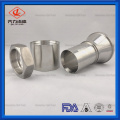 Pipe Fitting SS304 SUS316L Sanitary Tri Clamp Ferrule
